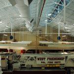 Interior West Friendship Fire Department