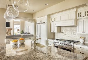 Find out what kind of countertop is best for your new kitchen.